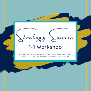 Business Operations Strategy Workshop | Natalie Campbell