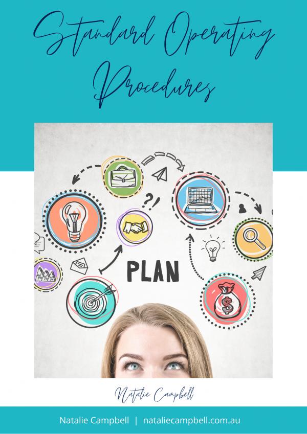 Standard Operating Procedures | Shop | Natalie Campbell